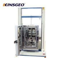 Buy cheap Korea TEMI880 Auto Fabric CRE Extension Universal Tensile Testing Machine with 0.5~500mm/min Speed from wholesalers