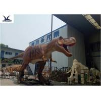 Giant Animatronic Dinosaurs Playground Decoration Mechanical Simulation Dinosaur