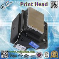Buy cheap Epson Printer Use Inkjet Printhead 100% Original / Dx6 Inkjet Printer Head from wholesalers