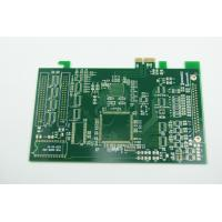 Buy cheap 24 Layer Immersion Gold Controlled Impedance PCB Circuit Board with Heary Gold Plate Figer from wholesalers