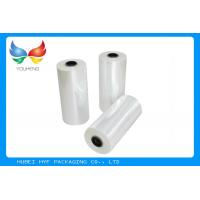 Buy cheap Eco - friendly 40 - 50 mic Transparent PETG Shrinkable Sleeve Label Films For Beverage from wholesalers
