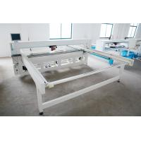 Buy cheap 4500 * 3400 * 1400mm Mattress Quilting Machine , 2200 Needle / Min Quilting Sewing Machines from wholesalers