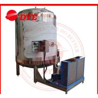 Buy cheap Pipe Welding Vertical Custom Cold Water Tank For Berwery Line 2MM Thickness from wholesalers
