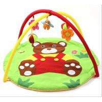 Buy cheap Panda Soft Cotton Baby Play Gyms , Playmat And Gym For Babies from wholesalers