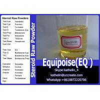 Buy cheap Steroid Raw Boldenone Steroid Liquid Equipoise ( Boldenone Undecylenate ) / EQ / BU from wholesalers