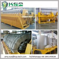 Buy cheap Ore Dewatering Mining Filter Ceramic Disc Filter 8% Cake Moisture from wholesalers