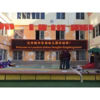 Buy cheap Digital 3mm programmable led signs indoor Electronic Message Center Signs from wholesalers