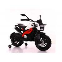 Buy cheap Multi Color Electric Childrens Ride On Toys , Kids Ride On Motorcycle from wholesalers