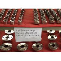 Buy cheap UNS N06600 Heat Resistant Alloys W.Nr.2.4816 / INCONEL® 600 Good Workability product