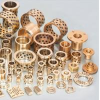Buy cheap CuZn25AI5Mn4Fe3 Cast Bronze Sleeve Bearings Good Lubrication Feature from wholesalers