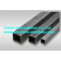 Buy cheap Welded Structural Steel Pipe Carbon Steel , Structural Square Steel Tubing from wholesalers