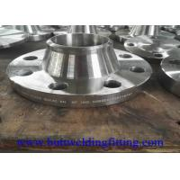 Buy cheap Nickel Alloy Steel NO8020 class300 4'' sch40 Forged Steel Flanges Welding Neck Flanges from wholesalers