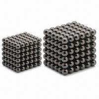 Buy cheap Magnetic Balls, Made of NdFeB, Available in Various Shapes product