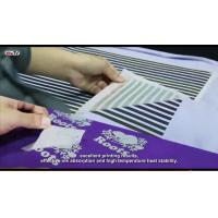 Buy cheap Matte/Glossy Hot/Cold Peel Heat Transfer Films For Laser Printers Tagless Heat Transfer Printing Press Label and Sticker from wholesalers