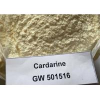 Buy cheap GW501516 Mass Lean Fat Burning Steroids Sarms Bodybuilding Supplements White Powder from wholesalers
