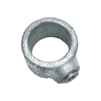 Buy cheap 350Mpa BSPT 1/2 Casting Scaffold Pipe Clamp Fittings from wholesalers