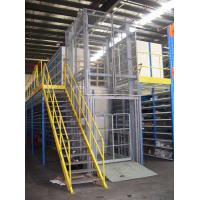 Buy cheap 6m Guide Rail Elevator with 2000kg Loading Capacity from wholesalers