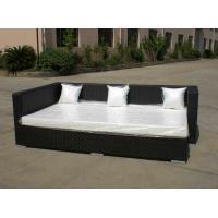 1pc cane 3 seat sofa