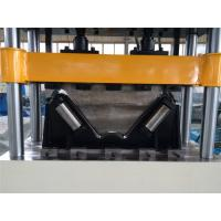 Buy cheap Manual Decoiler K Span Roll Forming Machine For Roofing Building Single Chain product