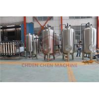 Buy cheap SUS304 Mineral Water Purification Machine For Water Bottle Filling Line from wholesalers