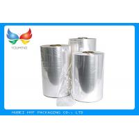 Buy cheap PETG - Heat Shrinkable Shrink Packaging Film For Labeling , Recycle Friendly from wholesalers