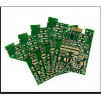 Buy cheap 2 Layer Green PCB Board 0.1mm Trace Width ENIG 1U'' FR4 Printed Circuit Board from wholesalers