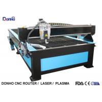 Buy cheap Startfire Control CNC Plasma Metal Cutting Machine With Hypertherm Plasma Power Supply from wholesalers