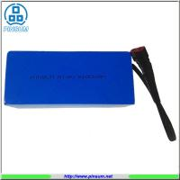 Buy cheap E-bike battery 18650 51.8Vv lithium battery pack and customise battery pack from wholesalers