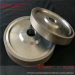 Buy cheap Carbide processing by metal bond diamond grinding wheel Alisa@moresuperhard.com from wholesalers