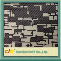 Buy cheap Printing auto vinyl upholstery fabric 200gsm 300gsm , Bus Seat Fabrics from Wholesalers