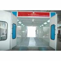 Buy cheap Industrial Paint Booth/Furniture Paint Booth (European design, 2 years warranty time, long-life maintenance) from wholesalers
