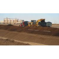 Buy cheap Farmer discovering energizing effect of compost on his soil from wholesalers