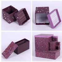Buy cheap Hexagon Shape Elegant Rigid Gift Boxes, Luxury Food Packaging Box For Festival Gift from wholesalers