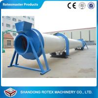 Buy cheap Feed Dryer / Rotary Drum Dryer Animal Feed Pellet Making Drying machine from wholesalers