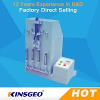 Buy cheap AC220V, 50Hz, 80W Textile Testing Equipment For Metal / Plastic 35kg from wholesalers