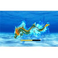 Buy cheap Azure Dragon Phoenix Birds Fishing Game Machine Coin Operated Easy Operate product