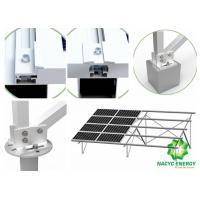Buy cheap Anodized AL 6005-T5 Ground PV Mounting Systems MetisGM Light - Weighted from wholesalers
