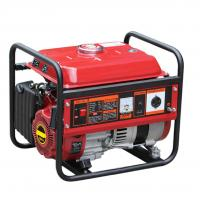 Light Weight 4 Stroke Portable Generator Single Phase 1KW 1KVA Air Cooling