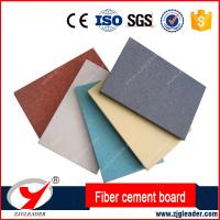 Buy cheap Colored Fibre Cement Compressed Flat Sheet,Fibre Cemet Cladding, Wall Cladding Panel from wholesalers