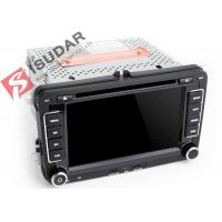 Buy cheap Android 7.1.1 SKODA / VW Car DVD Player For Seat With Canbus Quad Core 2G RAM from wholesalers