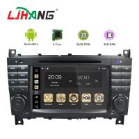 Buy cheap 7 Inch Touch Screen Mercedes Benz DVD Player With Multimedia Player from wholesalers