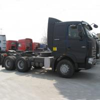 Buy cheap 2014 Chinese HOWO A7 SINOTRUK 420HP 6X4 TRACTOR HEAD TRUCKS for Sale from wholesalers