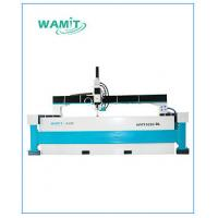 Buy cheap 420mpa 220v cnc 5 axis 3000*2000 MM cnc water jet marble granite mosaic cutting machine price china with CE from wholesalers