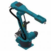 Buy cheap 1.1 Kw--12.5 Kw Small Industrial Robot Arm Ground Mounted Installation from wholesalers
