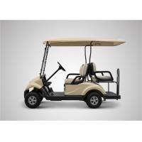 Buy cheap Energy Saving 2+2 Seats Electric Club Car Street Legal Golf Carts 48V 3KW Motor from wholesalers