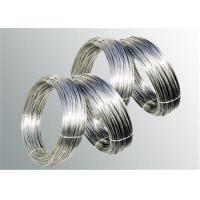 Buy cheap 201 Stainless Bright Steel Wire , Aerospace Petroleum Annealed Hard SS Wire from wholesalers