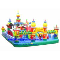 Buy cheap High Durability Inflatable Fun Factory With Repair Kits / Air Blower Accessory from wholesalers