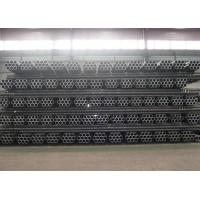 Buy cheap ERW Roung Carbon Welded Steel Tube BS3059-Ⅰ With 6000mm Zinc Coated from wholesalers