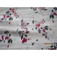 Buy cheap Rayon Cotton Printed Fabric from wholesalers