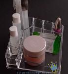 Buy cheap acrylic tea box organizer from wholesalers